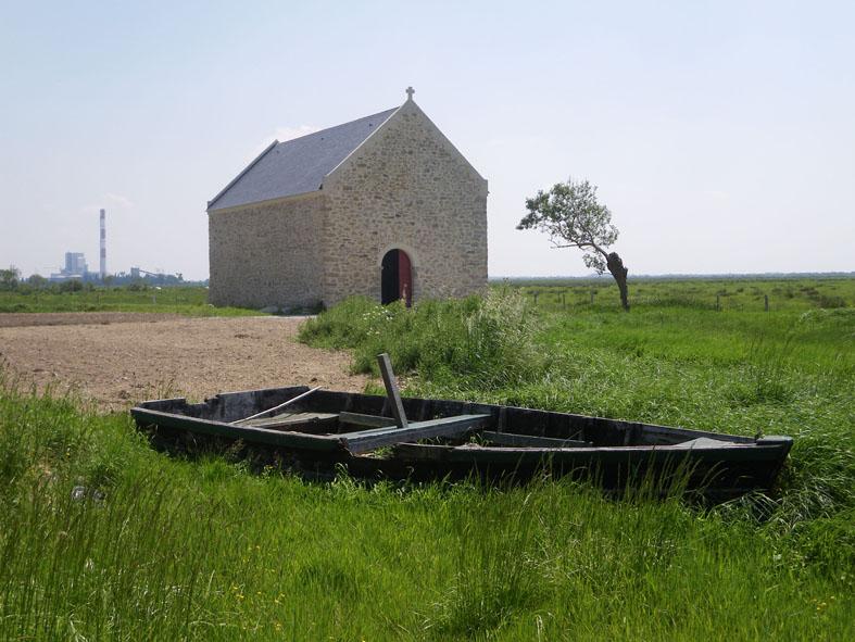 La chapelle Sainte-Anne de Rohars dde Bouée